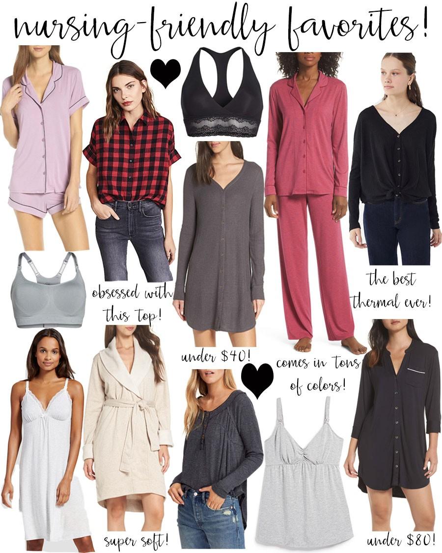 0522d40489c favorite nursing bras, tops, and more! - Lauren Kay Sims