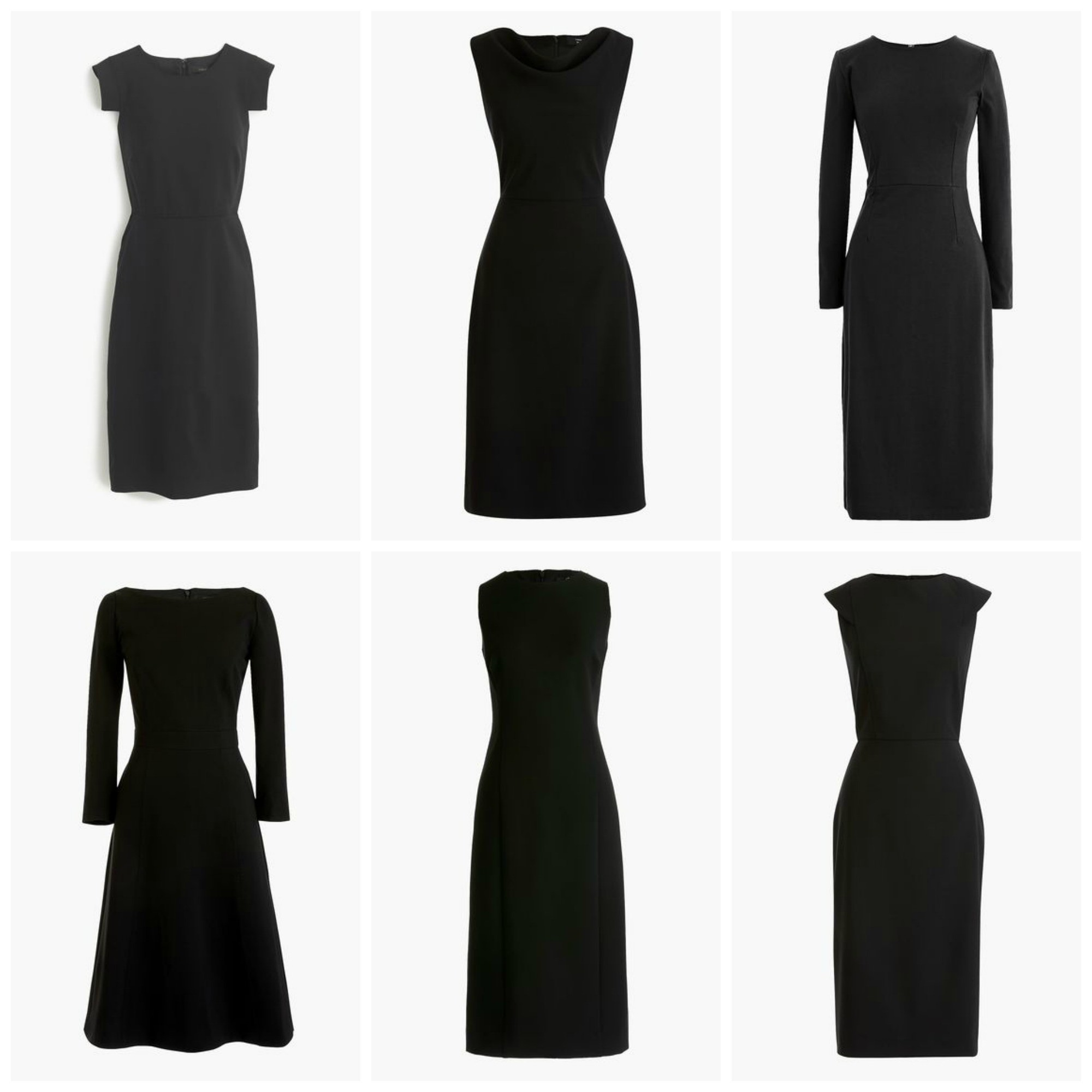 45105d39548f Staple: Little Black Dress - Style Assisted