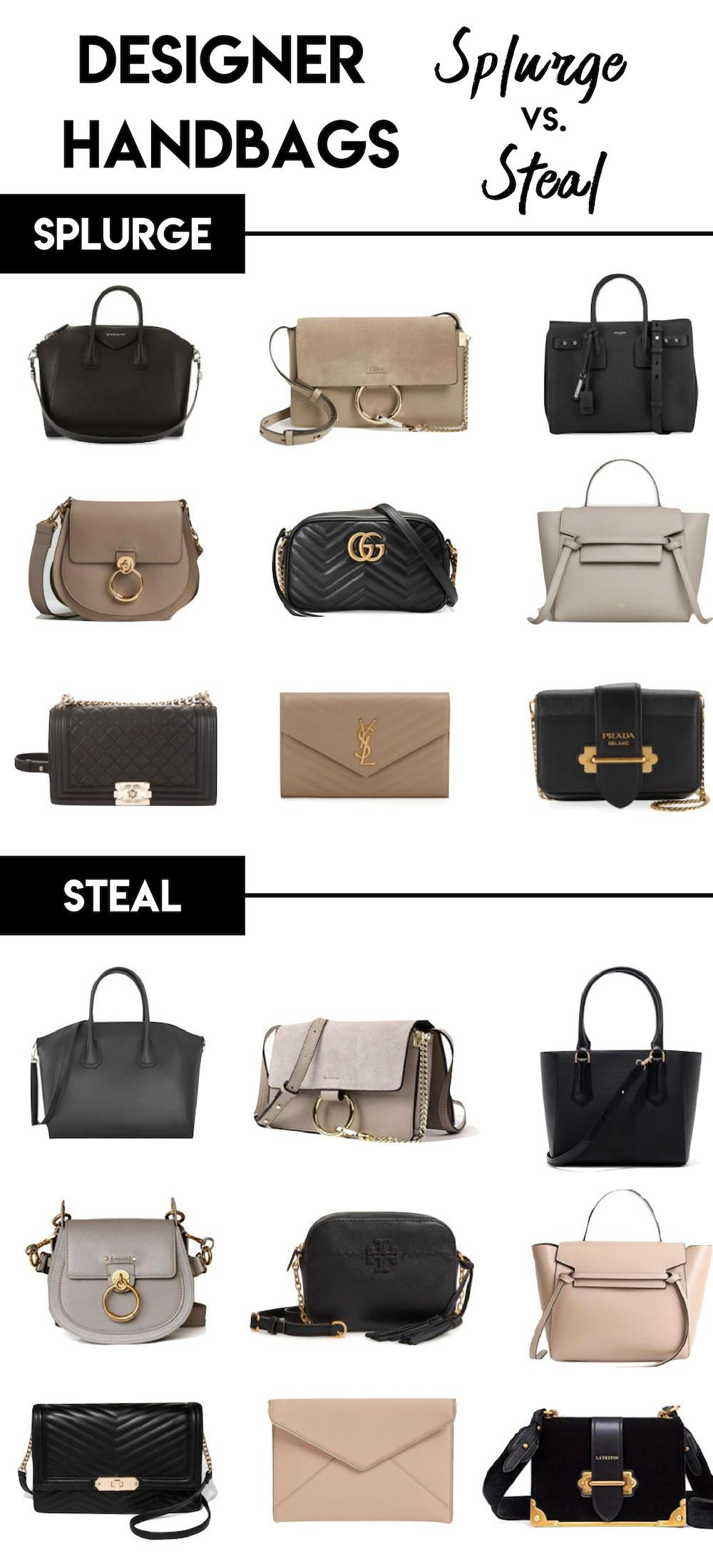 9e7b9baf9fb8 The Best Designer Handbags And Dupes For Less