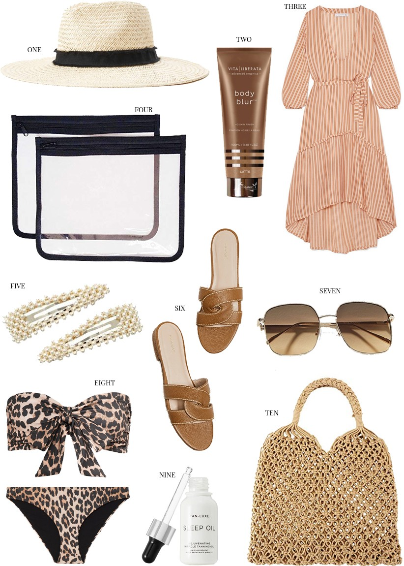 e93068f4d62ec What I Packed For Our Babymoon to Palm Springs | The Teacher Diva: a ...