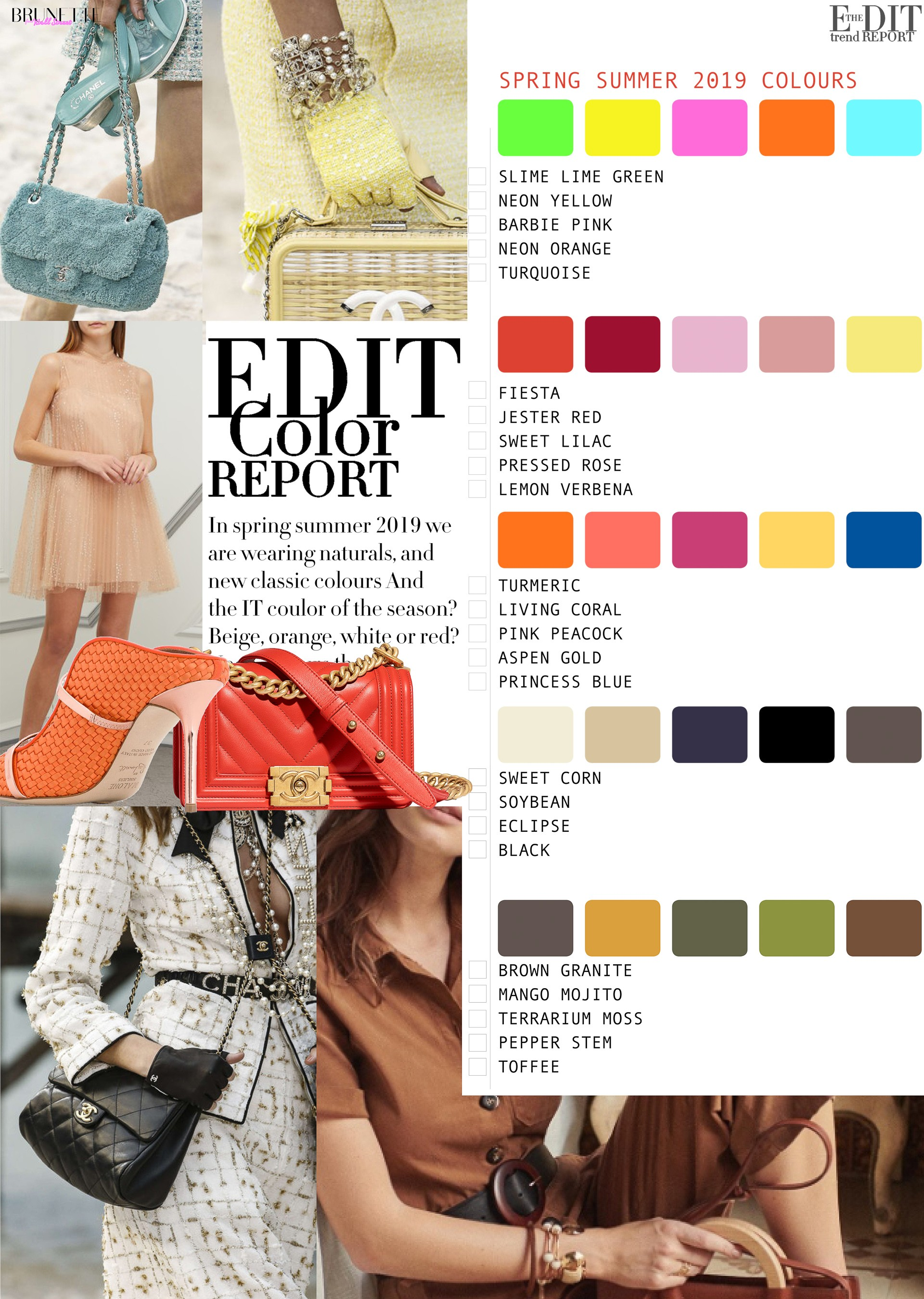 df00c02357ad SPRING SUMMER 2019 COLORS IN FASHION
