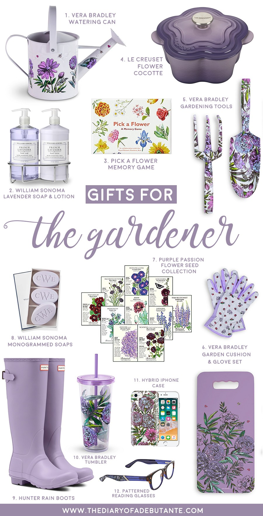 . 12 Budget Friendly Gifts for Gardeners This Spring   Diary of a