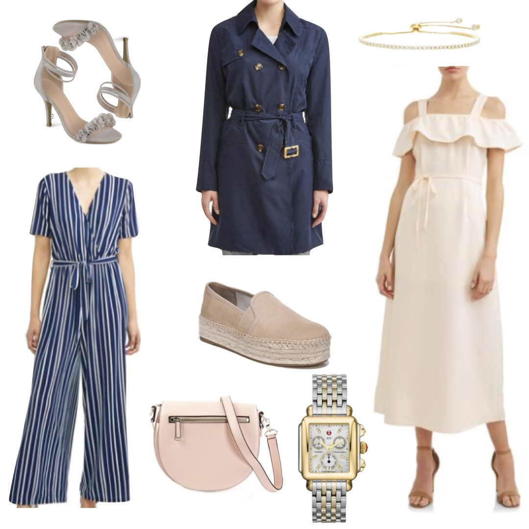 1345ae5fb7e8 Walmart has always offered great, affordable items. But this spring they've  really stepped up their style game. The We Dress America campaign offers  tons of ...
