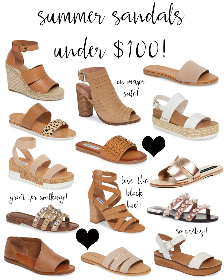 182273cea17f summer sandals under  100! - Lauren Kay Sims