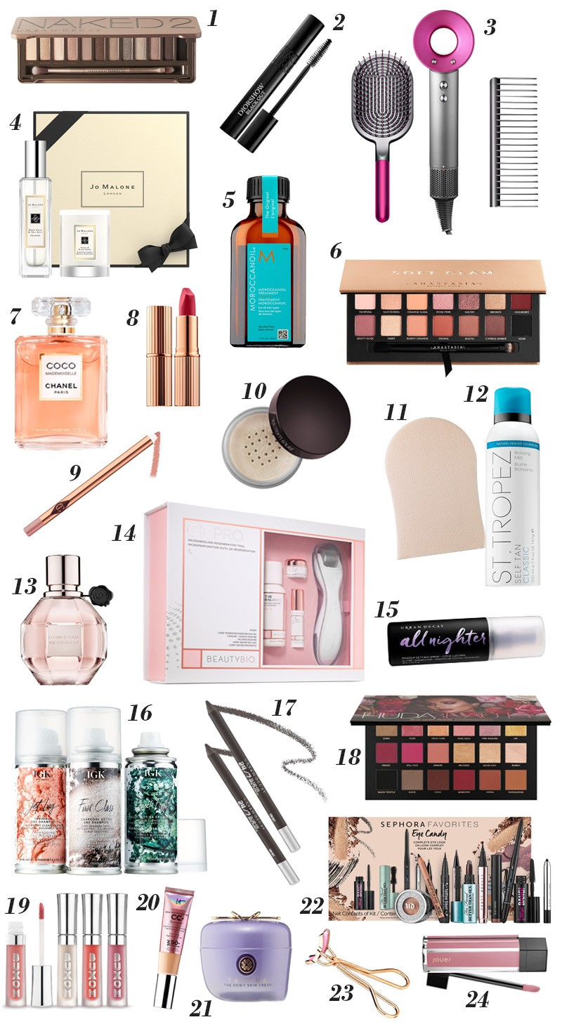 dca7bb2312 ... up on and what I always go back to so that you can fill your cart up  before the Sephora Beauty Insider Sale ends tonight. Let me know what you  pick up!
