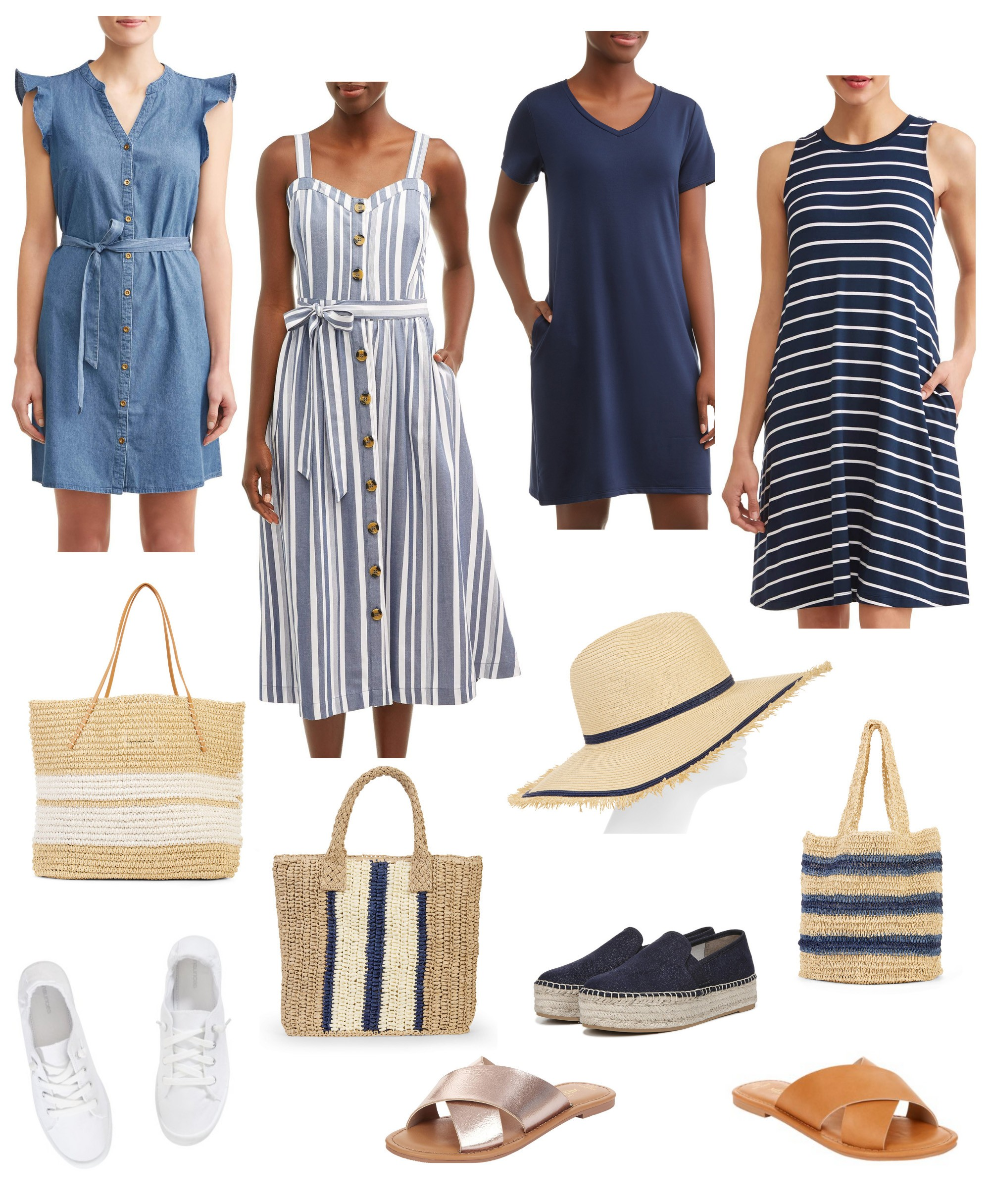 3abb4467f Y'all have been loving the roundups of budget-friendly outfits from Walmart  so I am excited to share a few more of my favorite summer picks today!