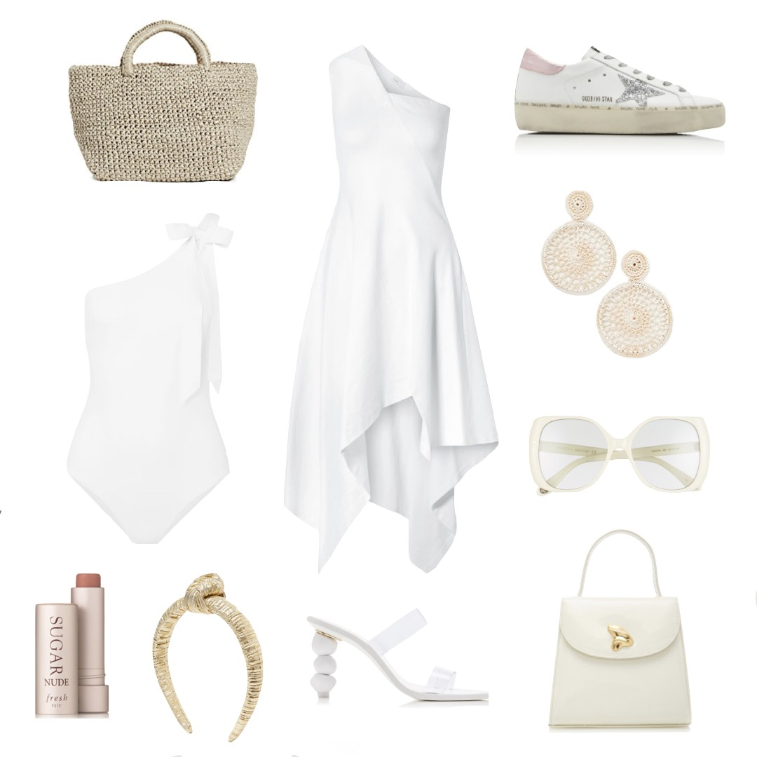 81ae4c6a7 Stylish All White Outfits For The Summer | Tanya Foster | Dallas Lifestyle  & Fashion Blogger