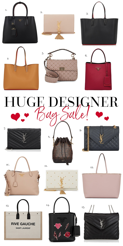 e93edf5b Huge Designer Bag Sale! - Chase Amie