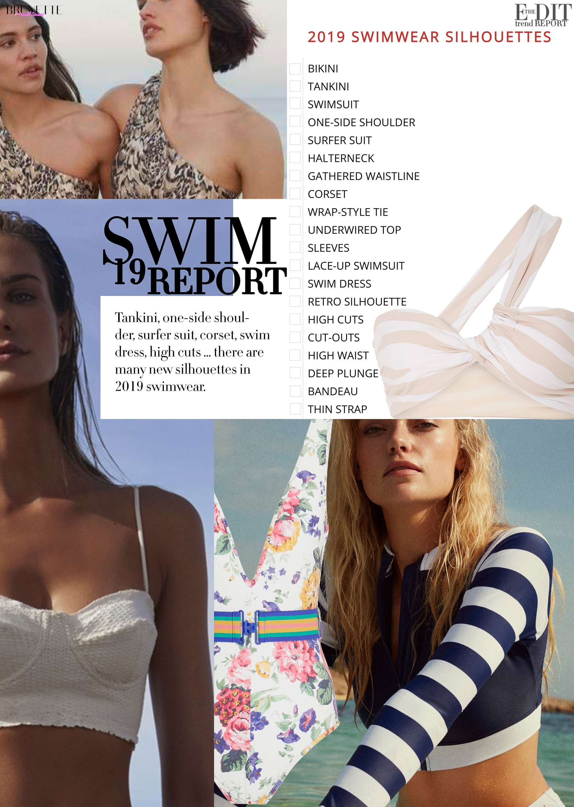 a3392a804d ALL SWIMWEAR TRENDS OF SUMMER 2019 - PRETTY AND HIDEOUS | Brunette ...
