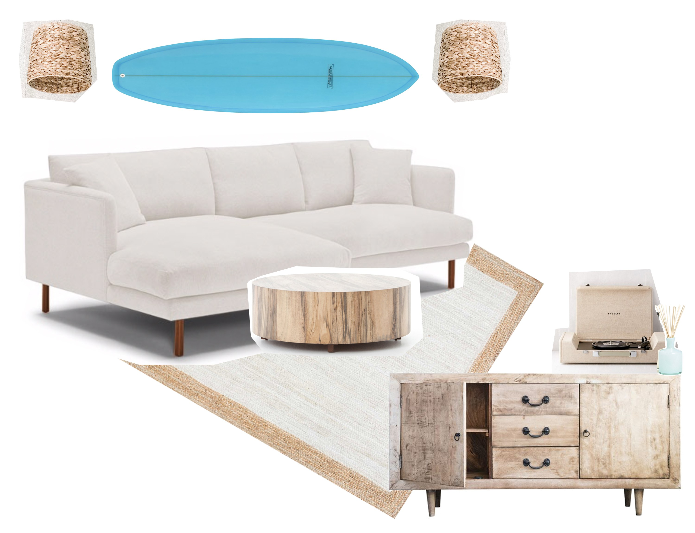 Living Room Tour Feat Joybird Trendy Chickadee,White Full Size Bedroom Set For Girl