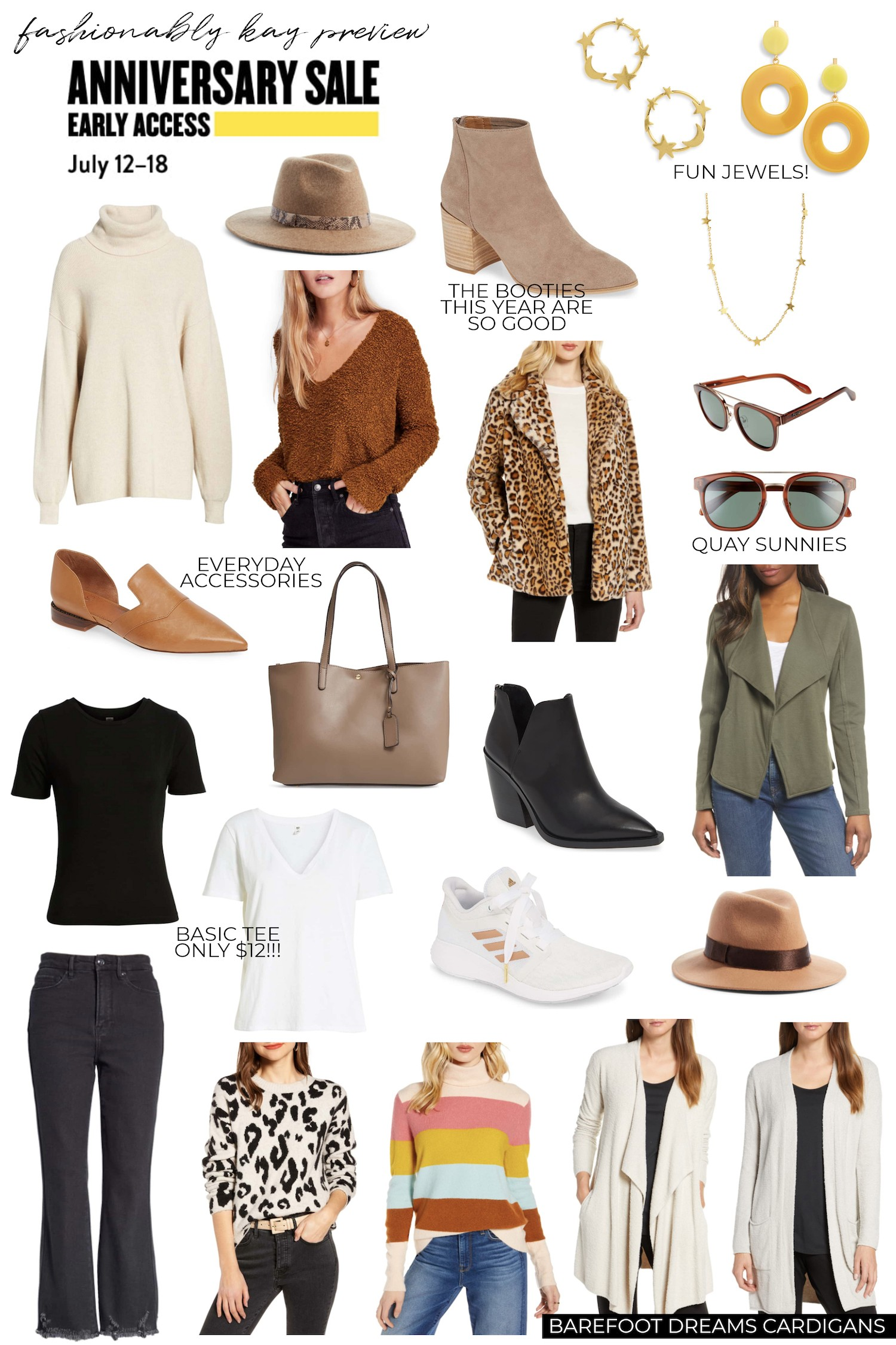 9050660d6 Nordstrom Anniversary Sale 2019 Favorites Preview!! – Fashionably Kay