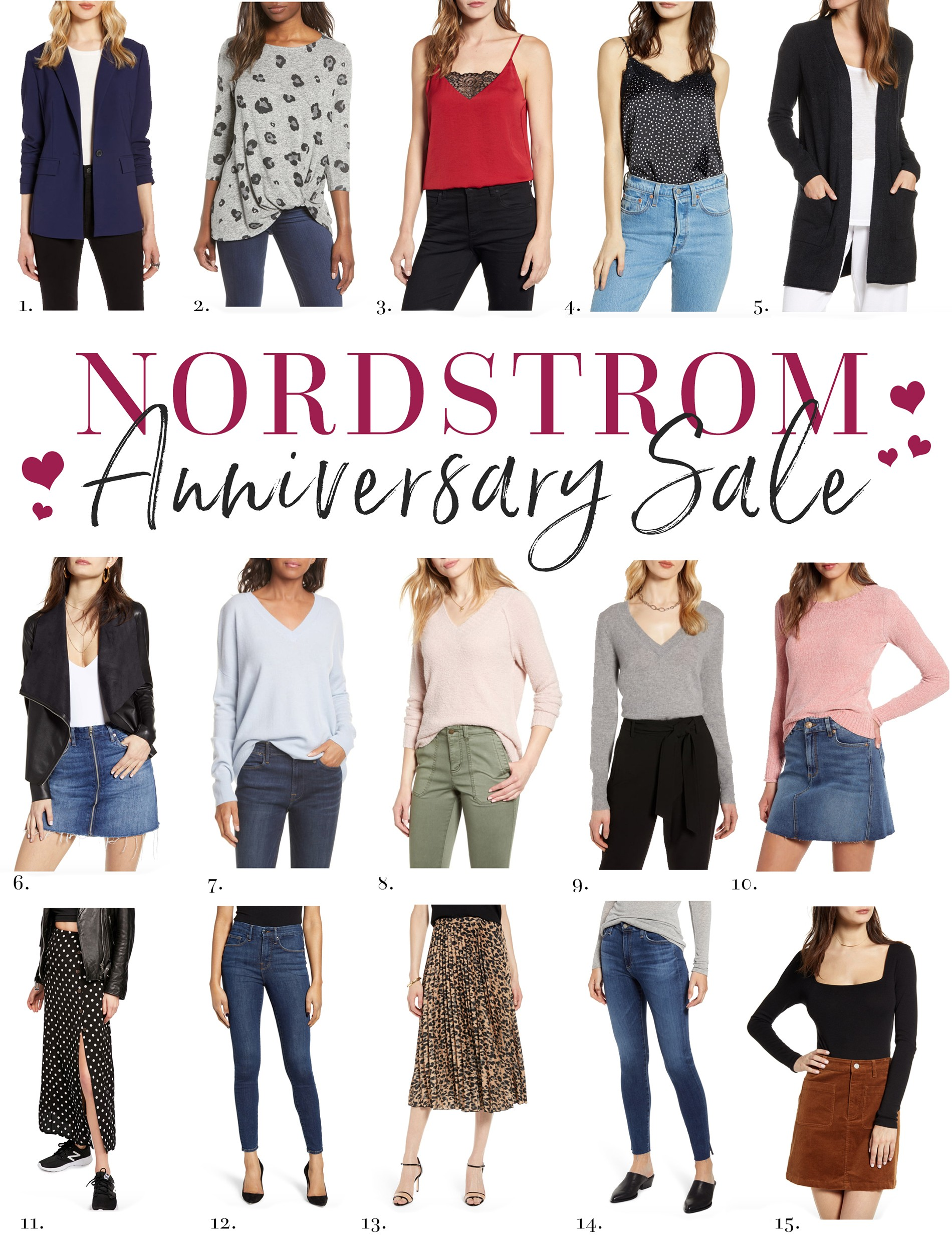 a27855f1370 Nordstrom Anniversary Sale Picks & Giveaway!! - Chase Amie