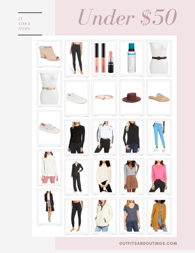 Nordstrom Anniversary Sale: Under $50 & In Stock! Outfits  Outfits
