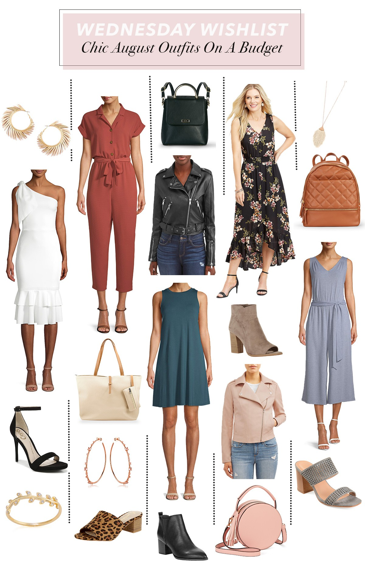 August Outfit Ideas Under $11  Wednesday Wishlist
