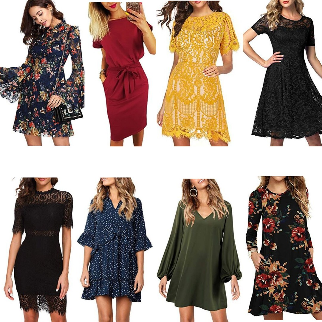 Amazon Fall Wedding Guest Dresses Under 40 For The Love Of Glitter