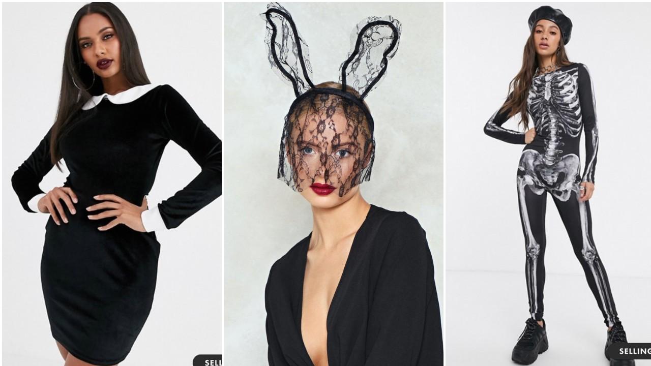Quick Easy Halloween Costume Ideas