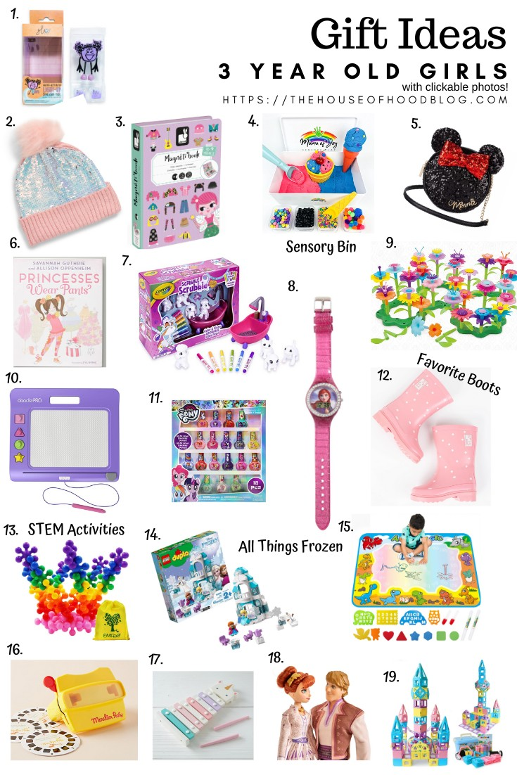 The Ultimate Christmas Gift Guide For Little Girls