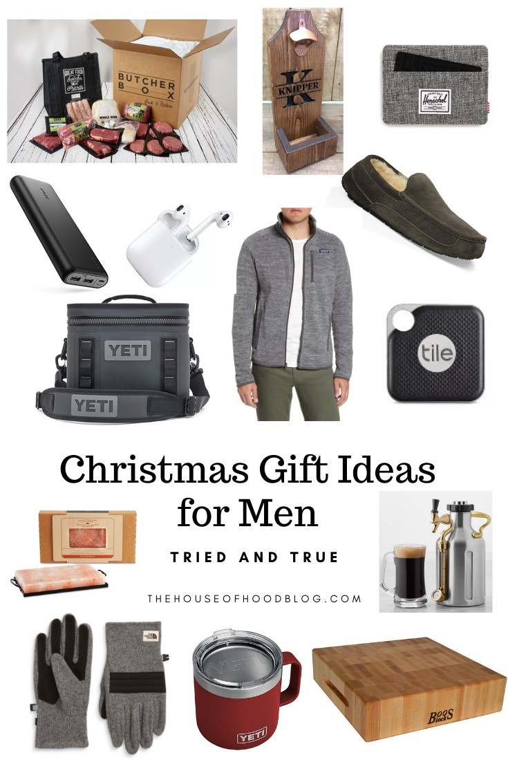 Christmas Gift Ideas For Men The House Of Hood Blog