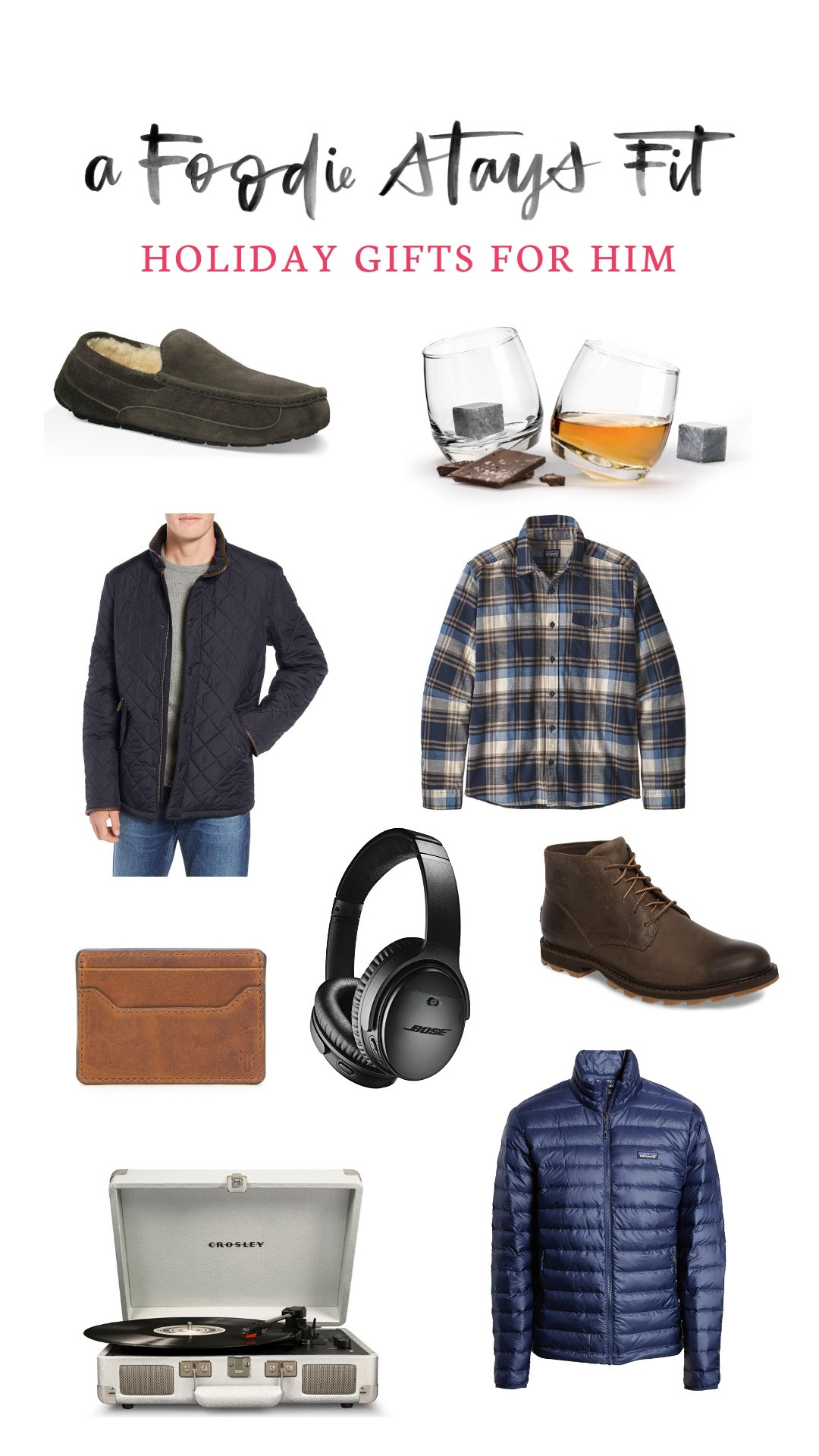 Christmas Gifts For Him 2019 My Picks For The Guys A Foodie