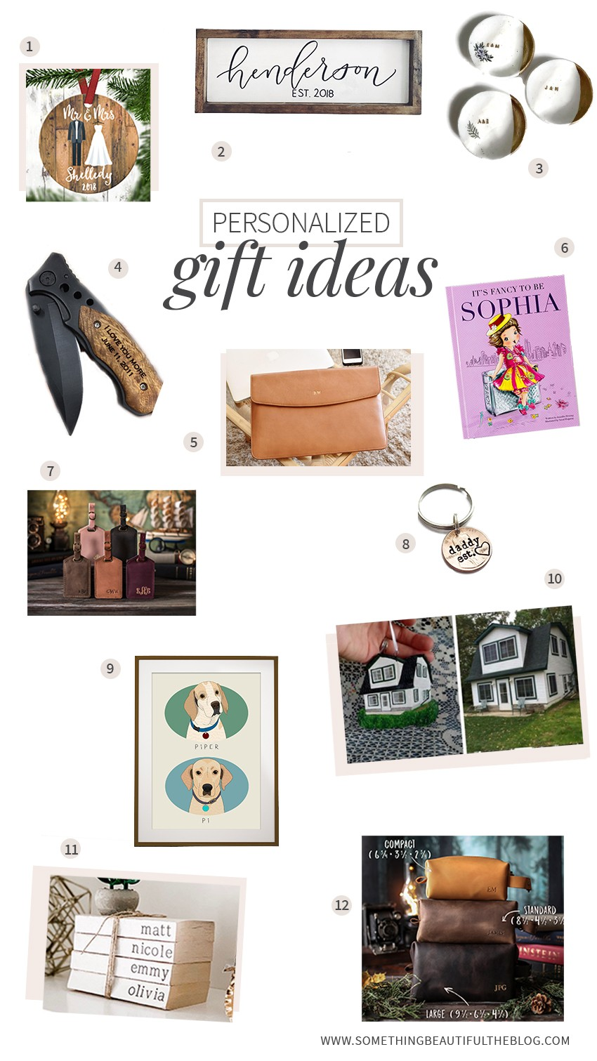 Small Business Saturday Personalized Gift Ideas Daryl Ann