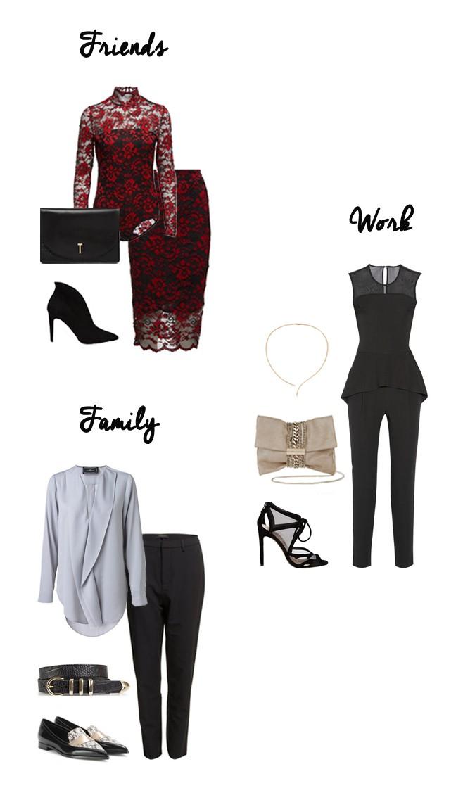 7c930126 Outfits til din julefrokost | ChriChri