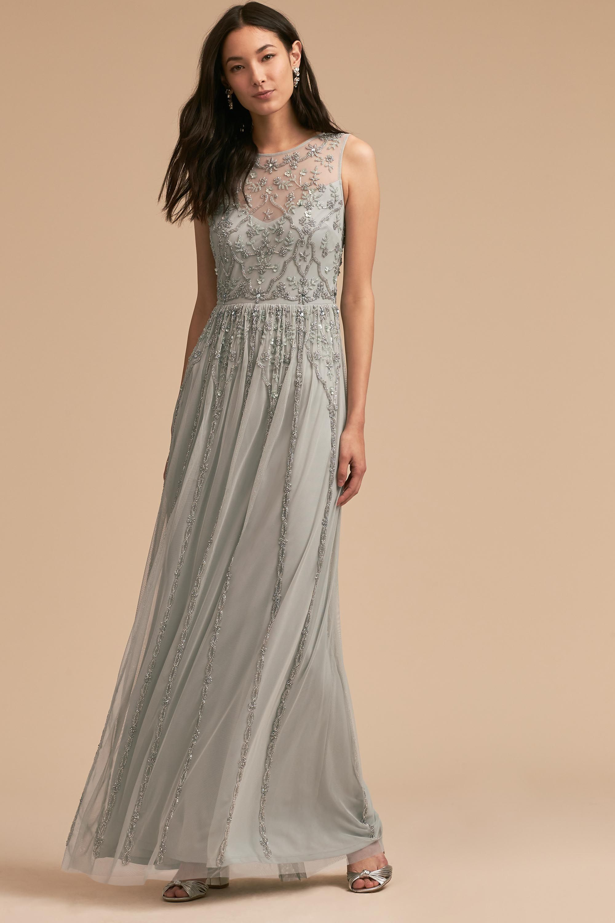 10 bridesmaids dresses youd want to wear again wedding estates bhldn 28000 ombrellifo Gallery