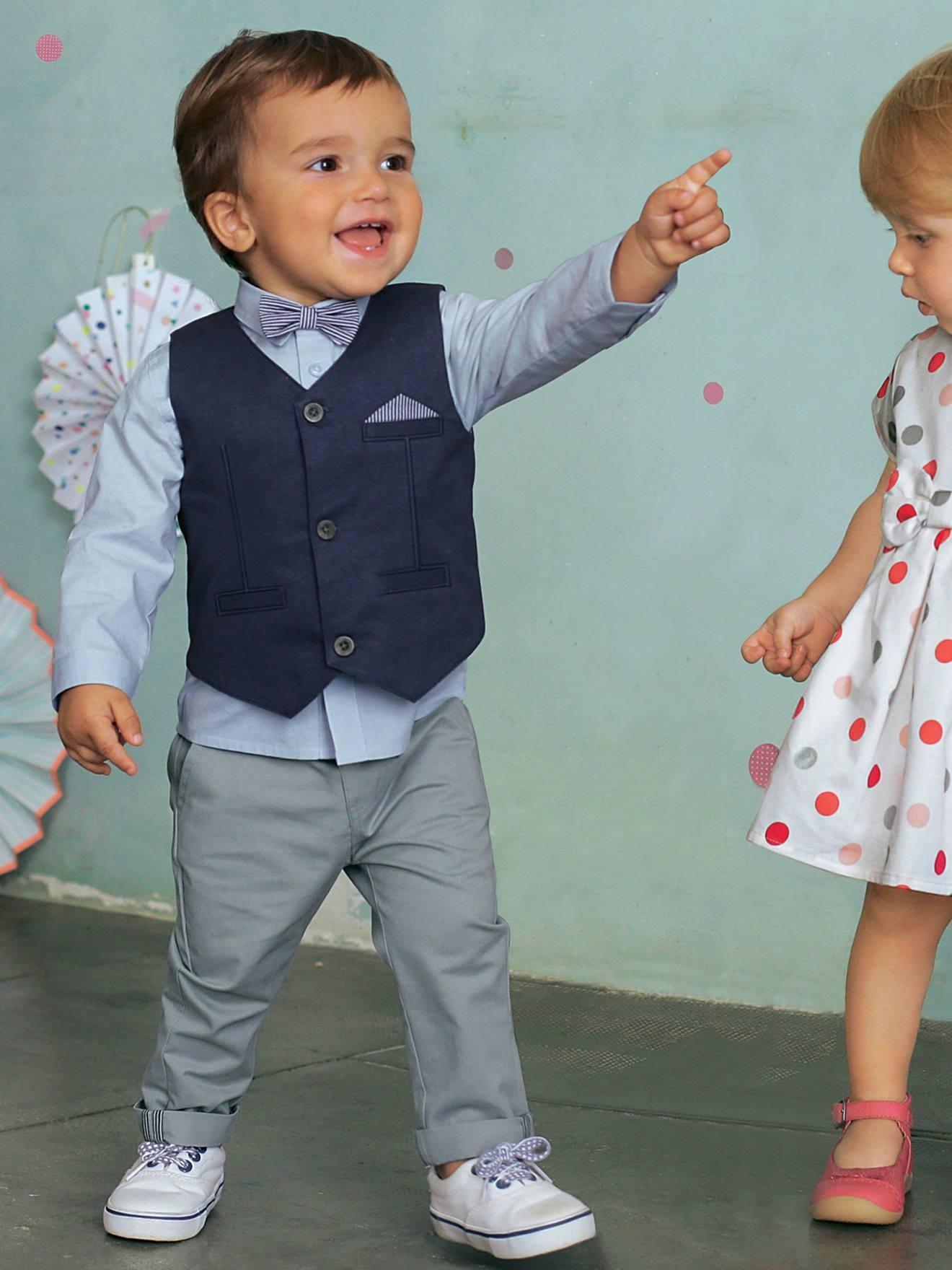 0ad94a21ca7b5 25 jolies idées de tenues de baptême et habits de cérémonie pour garçon