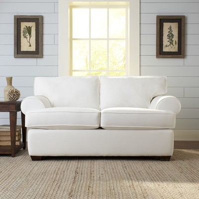 Superb Loveseat For The Master Bedroom Our Southern Home Complete Home Design Collection Barbaintelli Responsecom