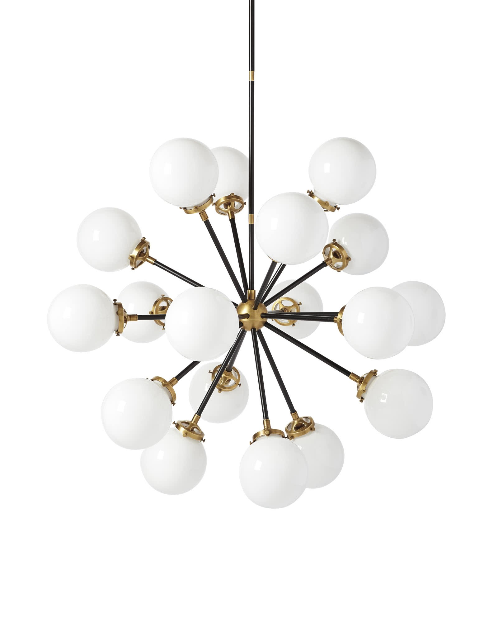 Chandeliers crystal glamorous modern buyer select serena lily arubaitofo Images