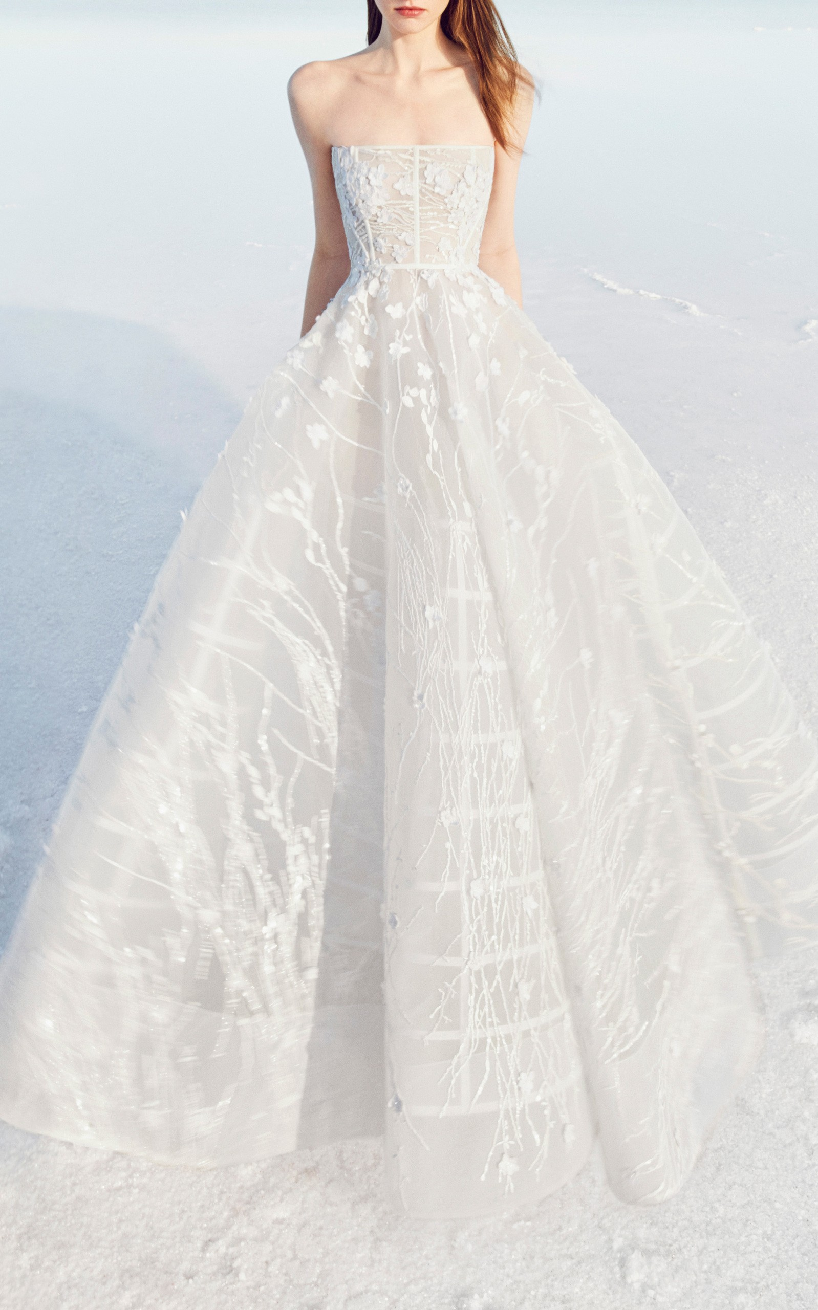 Modern Luxury Wedding Dresses | Alex Perry Bride - BridalPulse