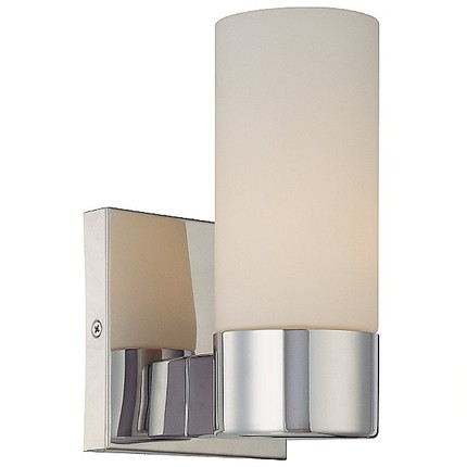 Modern Home Decor IdeasBrass And Silver Sconces Ccmike Blog - Master bathroom sconces