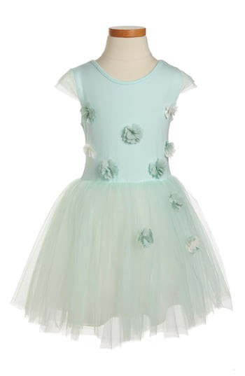 3be9590b1c9 30 Adorable Flower Girl Dresses Under  100 - KnotsVilla