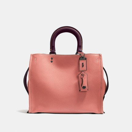 55a13b1f7ab3 A Few Thoughts On the Coach Rogue Handbag - Fashion For Lunch.