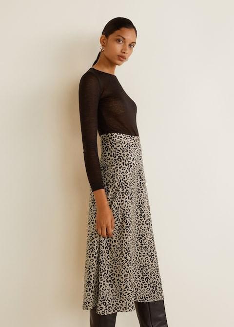 ddeef558c14e1d Zo draag je de sweater in de herfst   Zo combineer je het ruffle rokje op  zijn best   Zo draag je een schattige jurk op een stoere manier