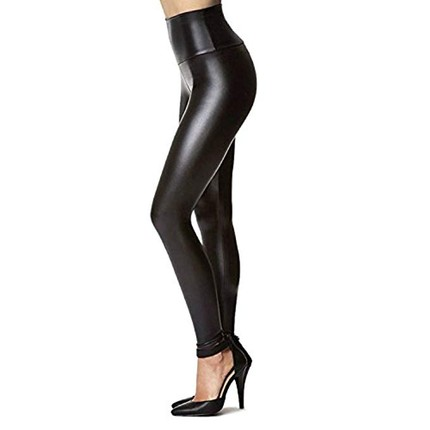 dae2f78634978 AMAZON Spanx look alike! These are little more shiny, but I love them! I  wanted to share these here even though I didn't try them on this time,  because they ...