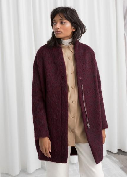 bf8f27685 Ma sélection de + de 100 manteaux parfaits pour l'hiver ! — Mode and ...