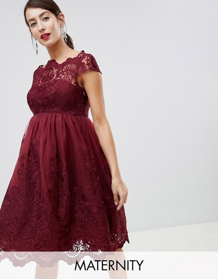 b4c2f8b8c66b9 I also found the most exquisitely stunning beaded maxi dress for my  maternity photos from ASOS, which was an absolute show-stopper.