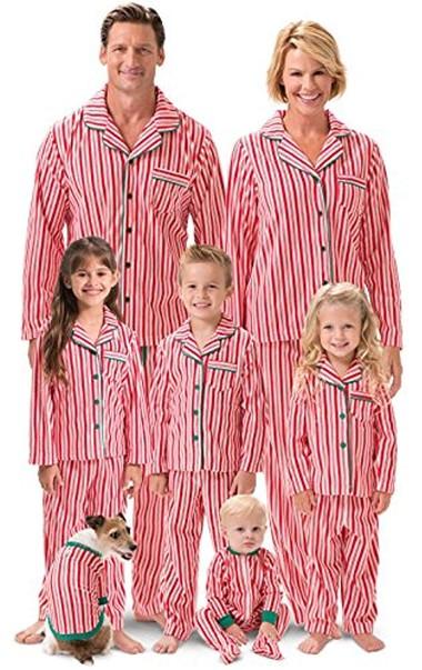 b0f5c02973 Matching Christmas Pajamas  My Favorite Simple Tradition - Carrie ...