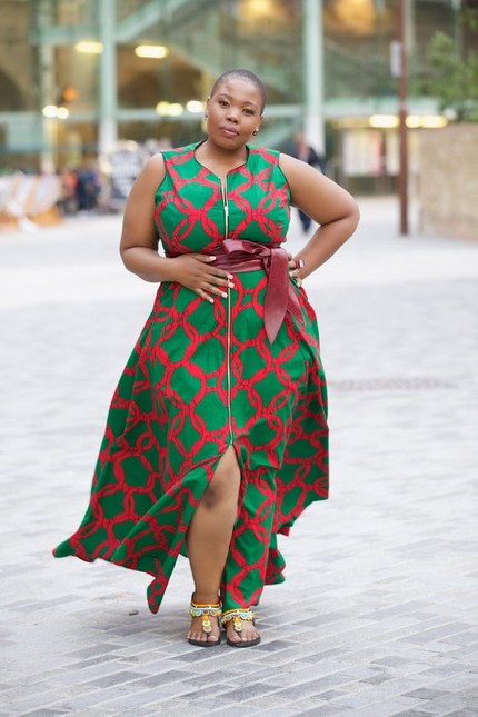766b6bc853c Click picture to shop for my favorite plus size African print designs.