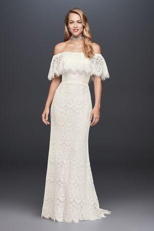 fda4f29c57 Beautiful Wedding Dresses for Beach Weddings