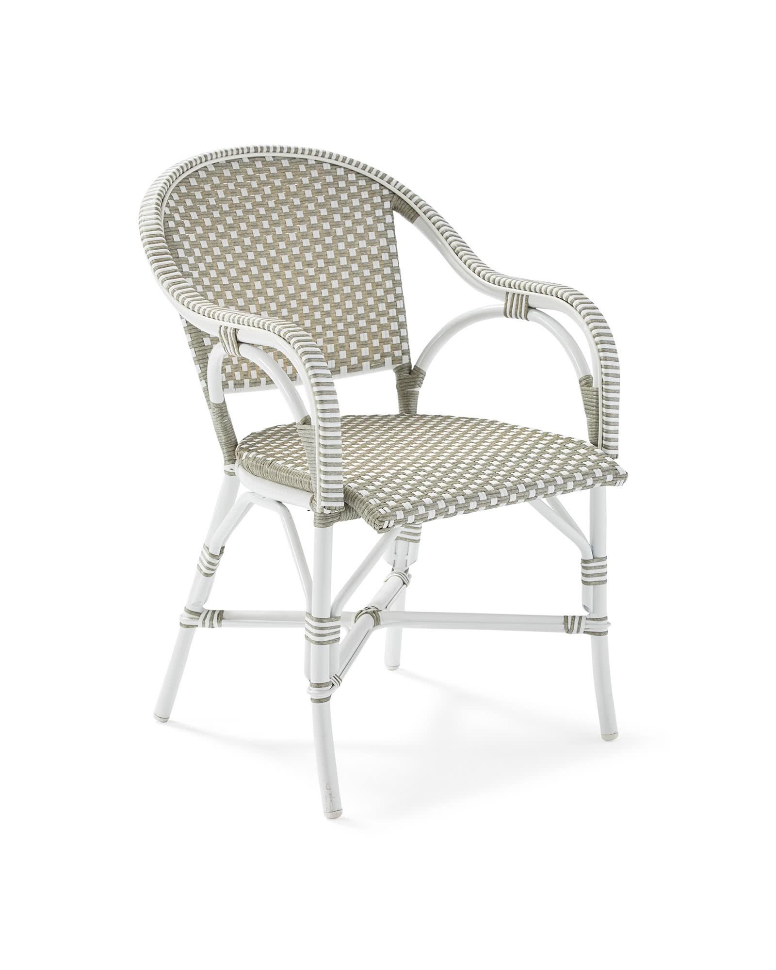 Serena Lily Outdoor Riviera Armchair
