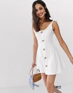 102681792 20+ Little White Dresses to Shop Now - FROM LUXE WITH LOVE