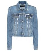 f4bfcccb Bethenny Frankel's Crystal Embellished Denim · Sold Out Topshop Denim Jacket.  Style Stealers: <. $596.00. $128.00. $240.00. $245.00