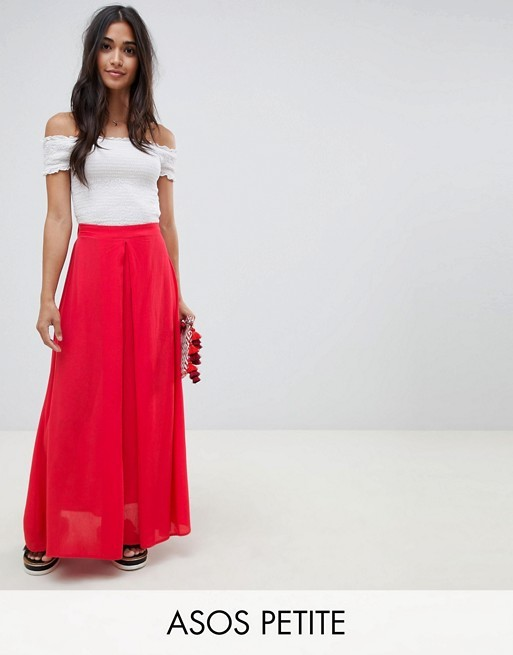 31abc5f229 If this petite skirt is still long on you, solid colors are easy to hem!