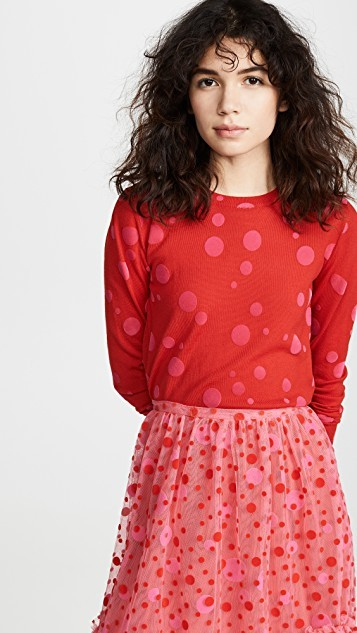 Style On The Dot | Can the little red dot stand shoulder to