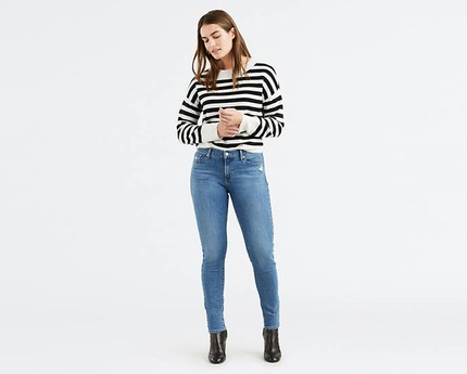 d7d6a488d70 Levi s® Curvy Skinny Jeans