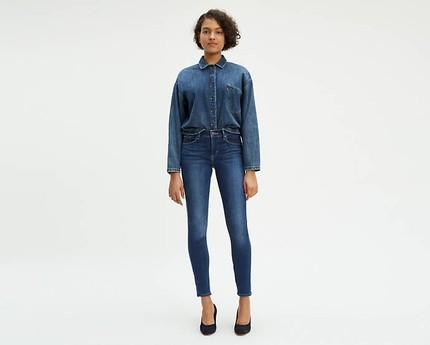 2b4cbaf49b6 Levi s® Curvy Skinny Jeans