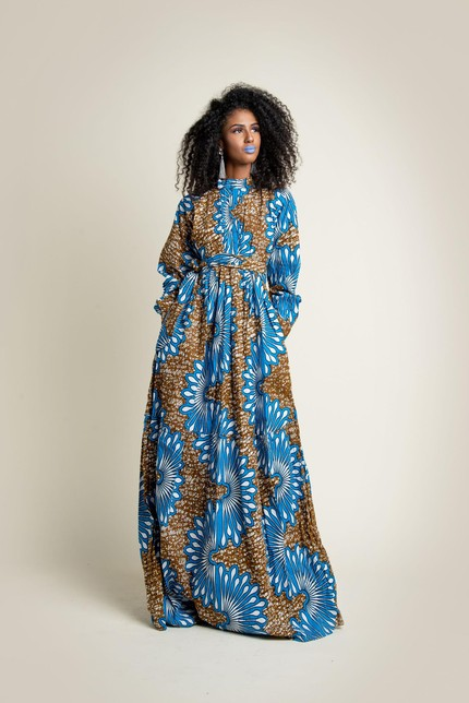 5 Places To Shop For Plus Size African Print Designs | My Curves And ...