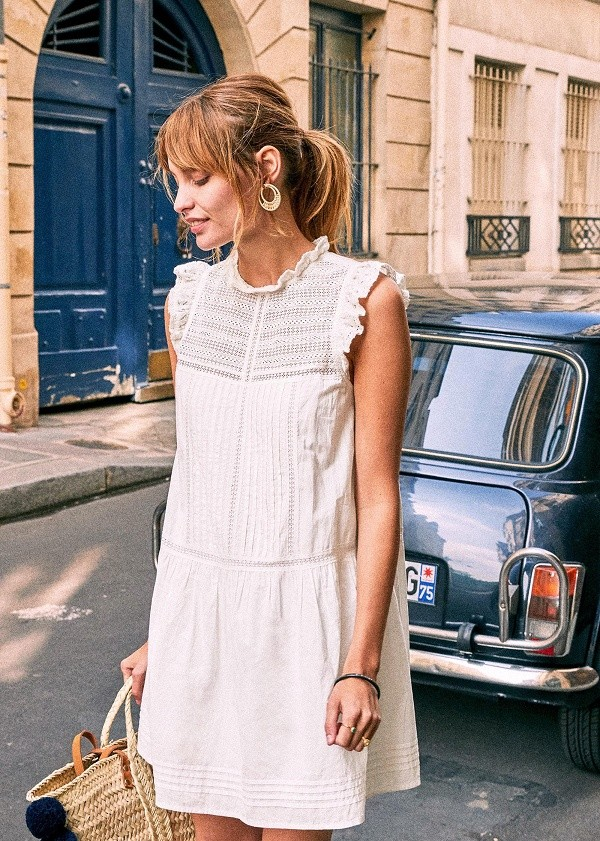 f0ad1f75754923 25 X De aller leukste zomerjurkjes van ons favoriete Franse merk ...