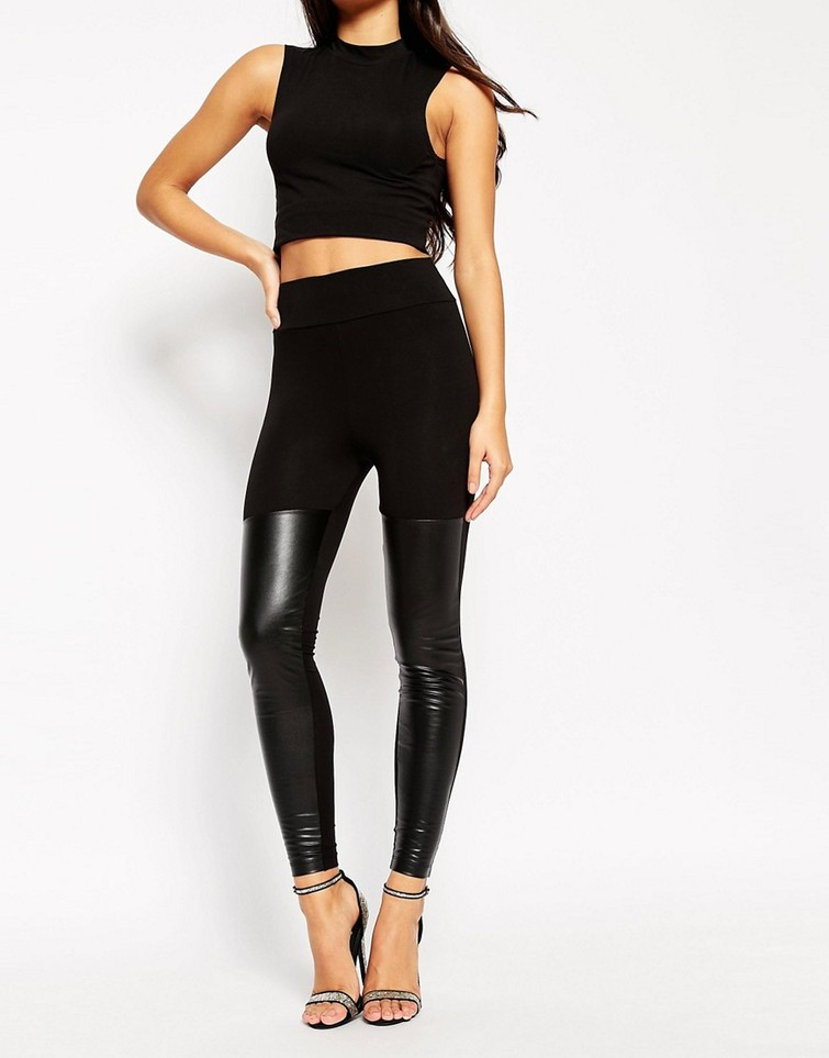 ea4ef8d25fc62 The Leather Look Leggings You Need! | Pippa O'Connor - Official Website